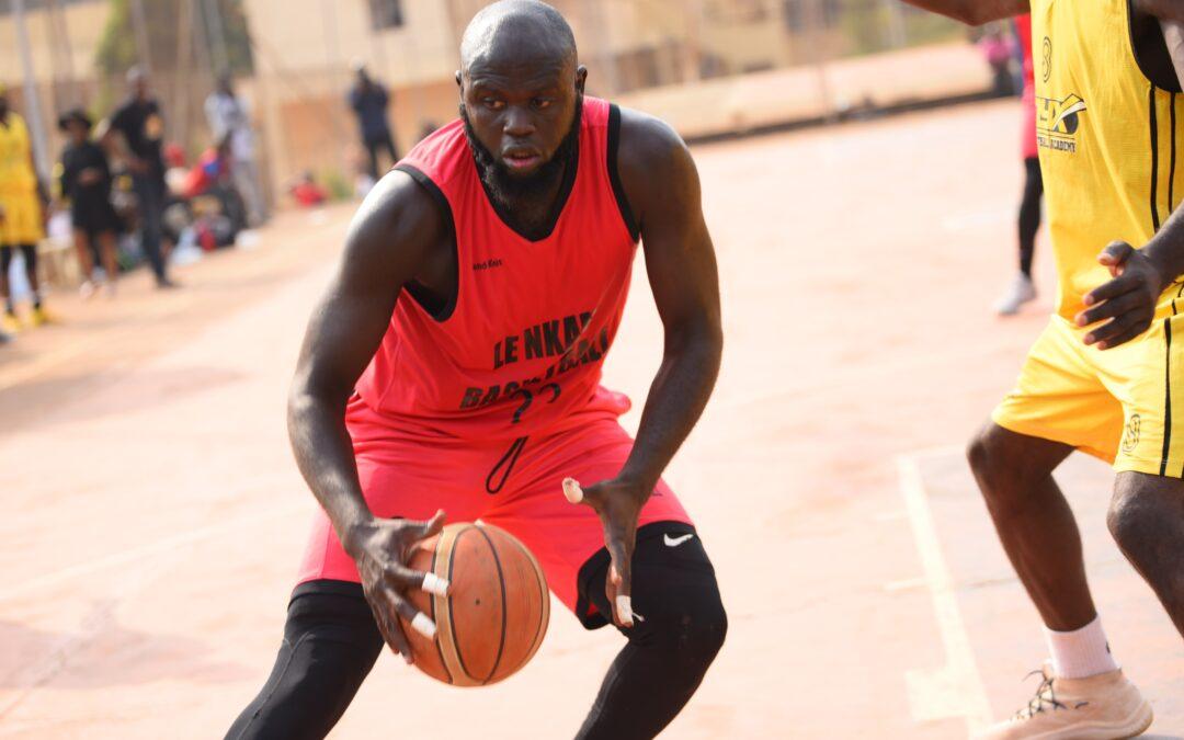 Elite Dschang 2021 : Le Nkam Basketball solide leader