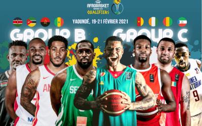 Qualifications Afrobasket Rwanda 2021