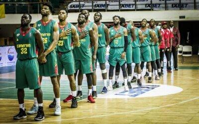 Qualifications Afrobasket  Rwanda 2021: le Cameroun qualifié avec une note de 2/3