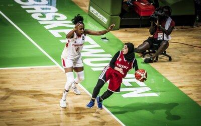 Afrobasket 2021 : Les lionnes héritent de l'Egypte