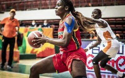 Afrobasket Women 2021 : Le Mozambique fait tomber les éléphants