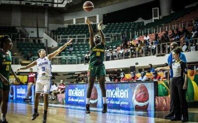 Afrobasket 2021 : Lionnes qualifiées pour les quarts