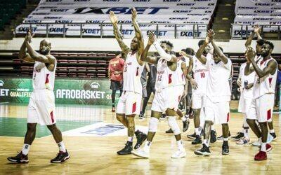 Afrobasket 2021- les lions qualifiés