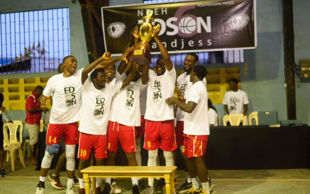 FAP de Yaoundé champion du Cameroun 2020