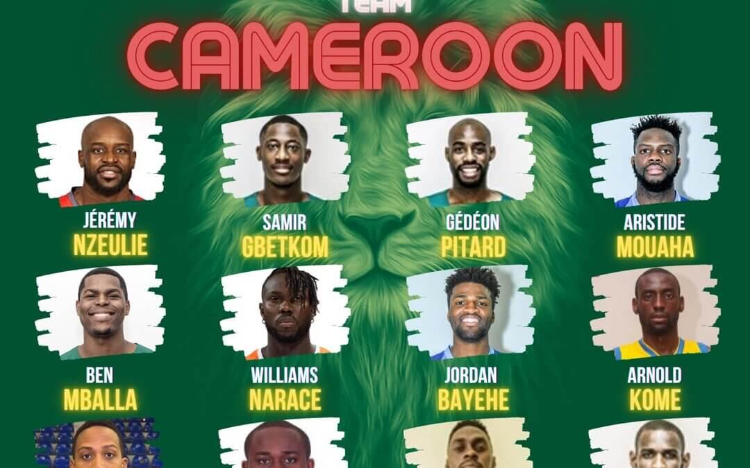 Qualification Afrobasket 2021 : La liste des 12 lions est connu!