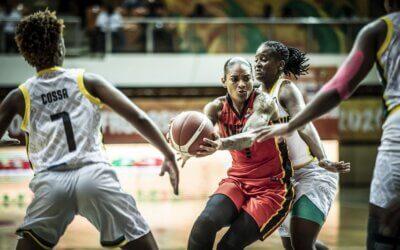 Afrobasket 2021 : L'ANGOLA SANS ECLATS, PASSE EN QUART