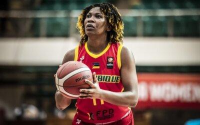 Afrobasket Women 2021 : Le Mozambique plus fort que l'Égypt