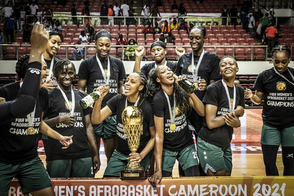 Afrobasket Women 2021 : La passe de trois pour le Nigeria